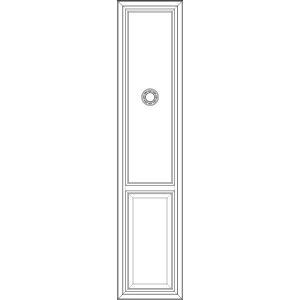 Фасад для корпусной мебели