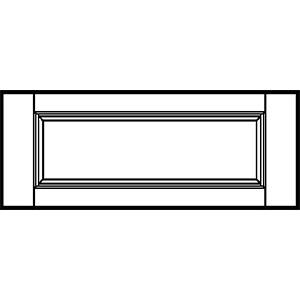 Фасад ящика для кухни Кадоро