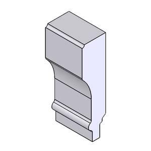 Ножка цоколя колонки